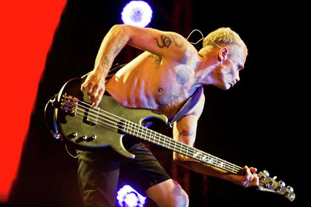 Flea – Dieter -- pictured Feb. 2, 2013, in Johannesburg, South Africa. Photo: Gallo Images, . / 2013 Gallo Images (PTY) LTD