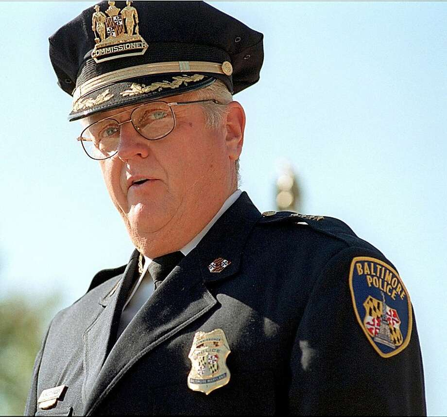 Thomas Frazier made waves as police chief in Baltimore. Photo: Kim Hairston, Baltimore Sun