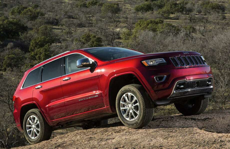 Sales of the Jeep Grand Cherokee rose 33 percent in June compared to the same month last year. It was the brand's best June sales in eight years. Photo: Chrysler Group LLC