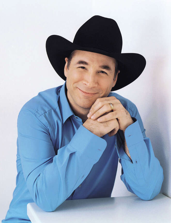 Country artist Clint Black will perform at the Ridgefield Playhouse on Friday, March 8. Photo: Contributed Photo