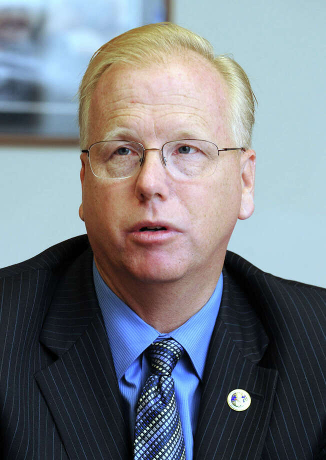 Danbury Mayor Mark Boughton Photo: Carol Kaliff, ST / The News-Times
