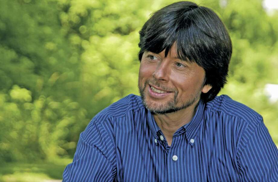 "Filmmaker Ken Burns will speak May 17 in New Milford on ""The American Experience.""  Courtesy of Getty Images Photo: Contributed Photo"