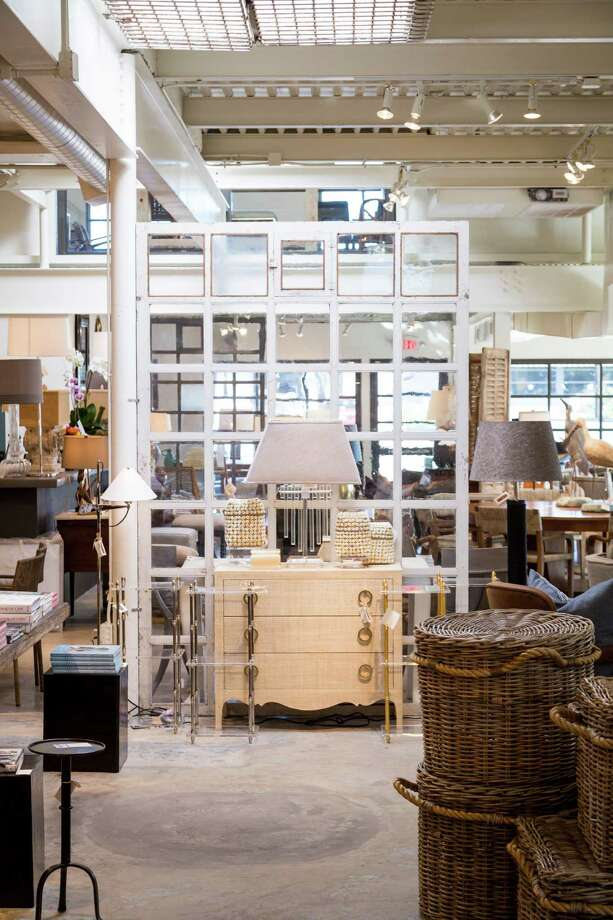 Area, a home décor store, relocated this year from the Rice Village to near Highland Village. Photo: Michael Paulsen, Staff / © 2013 Houston Chronicle