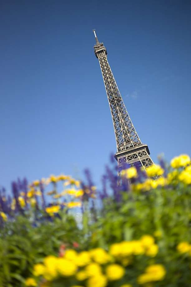 Tuesday: The Eiffel Tower, in Paris turns 125. Not to be confused with the fake Eiffel Tower in Las Vegas, which is 15 years old. Photo: Lionel Bonaventure, AFP/GettyImages