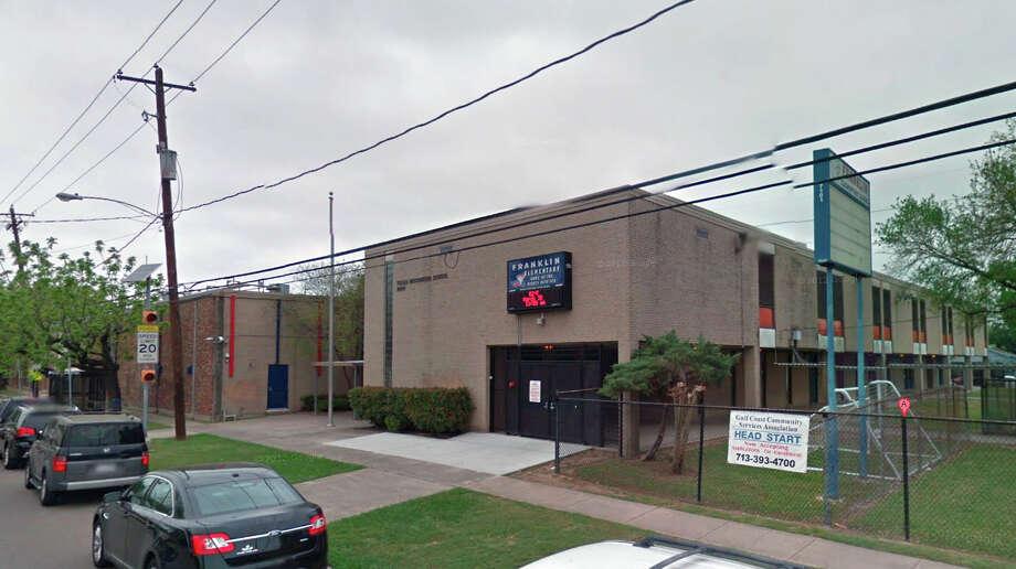 Franklin Elementary School. (Google Street View) Photo: Chronicle
