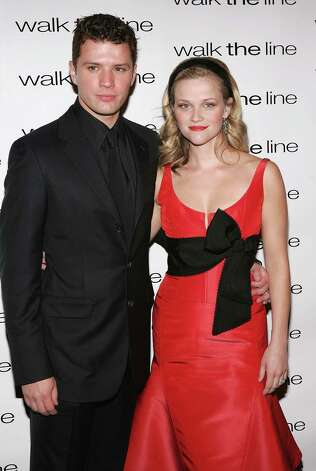 Reese Witherspoon and Ryan Phillippe got married when they were 23 and 24, respectively. They divorced in 2007 after two kids and eight years of marriage. Photo: Paul Hawthorne, Getty Images / 2005 Getty Images