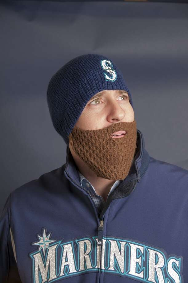 Friday, April 26:Beard hatsThe first 20,000 fans to Safeco Field for the Mariners' game against the L.A. Angels will get one of these ''beard hats.''