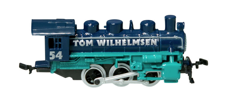 Saturday, May 11:Tom Wilhelmsen train enginesThe first 20,000 fans to the M's game against the Oakland Athletics will get one of these locomotives.