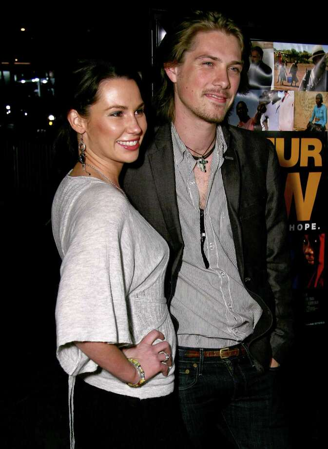 Musician Taylor Hanson married wife Natalie Anne Bryant in 2002 when he was 19. The couple are still together and expecting their fifth child later this year. Photo: Alberto E. Rodriguez, Getty Images For Warner Independ / 2007 Getty Images