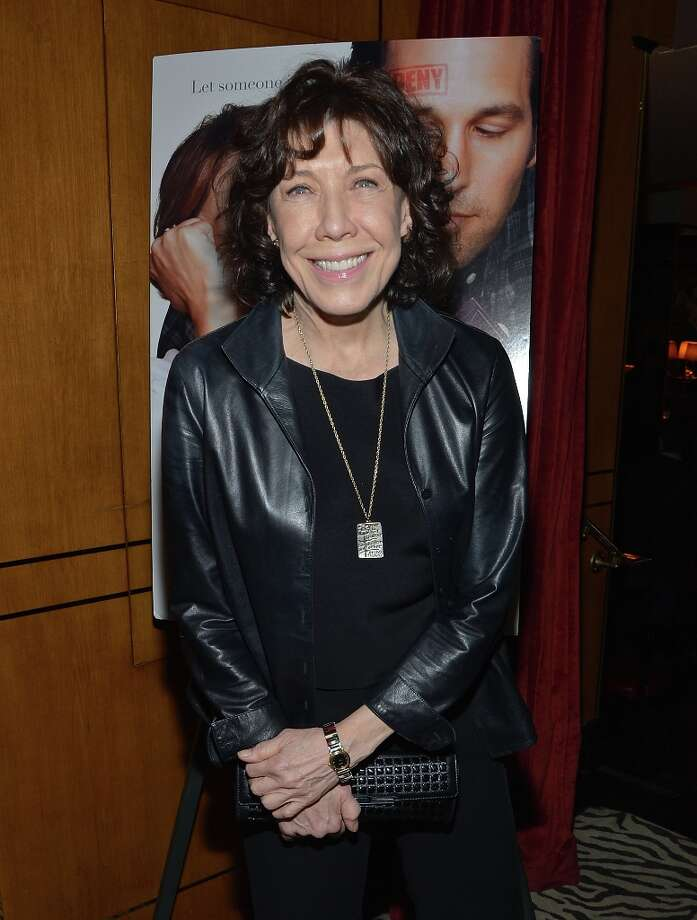 NEW YORK, NY - MARCH 05:  Actress Lily Tomlin attends Admission New York Premiere After Party at Monkey Bar on March 5, 2013 in New York City. Photo: Mike Coppola, Getty Images / 2013 Getty Images