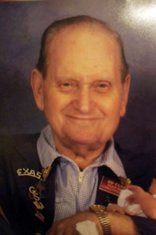 Retired Master Sgt. Edward F. Clark was a veteran of World War II and Korean and Vietnam wars.