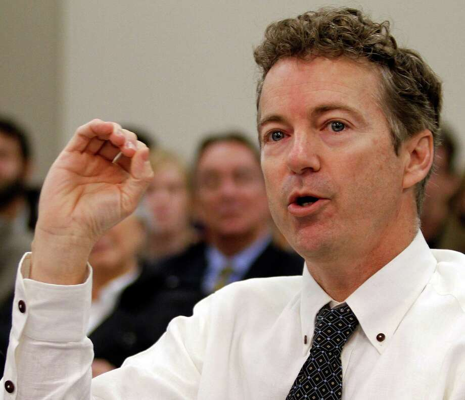 15 facts you might not have known about Rand PaulFrom his time in a secret society at Baylor to his doctor rebellion, here are some fascinating tidbits about the 2016 White House hopeful. Photo: James Crisp, FRE / FR6426 AP