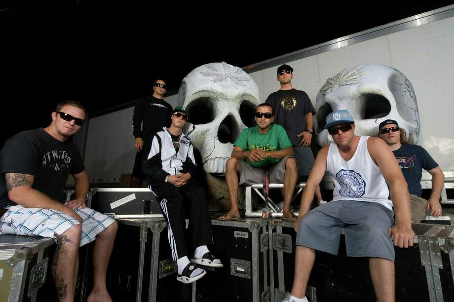Slightly Stoopid will brings its latest tour to the Klein Memorial Auditorium in Bridgeport on Thursday night, March 21. Photo: Contributed Photo