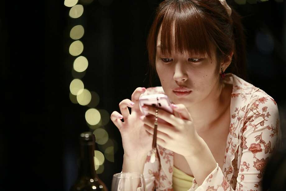 "Akiko (Rin Takanashi) in Abbas Kiarostami's ""Like Someone in Love."" Photo: IFC Films"
