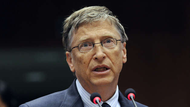 Bill Gates is among the more than two dozen celebrities and public officials targetted by an as-yet unidentified group of hackers.