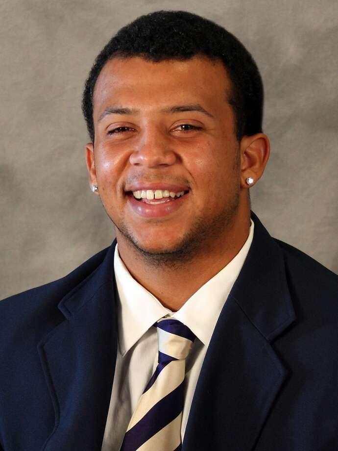 Derrick Brown| 6 | quarterbackYear: sophomore (redshirt)Experience: one yearHometown: Winchester, Calif.Last school: Vista Murietta HighHeight: 6-2Weight: 245