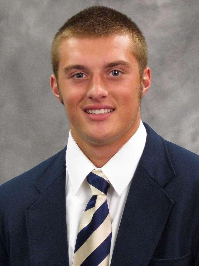 Evan Zeger | 30 | linebackerYear: sophomore (redshirt)Experience: one yearHometown: Henderson, Nev.Last school: Bishop Gorman HighHeight: 6-2Weight: 223
