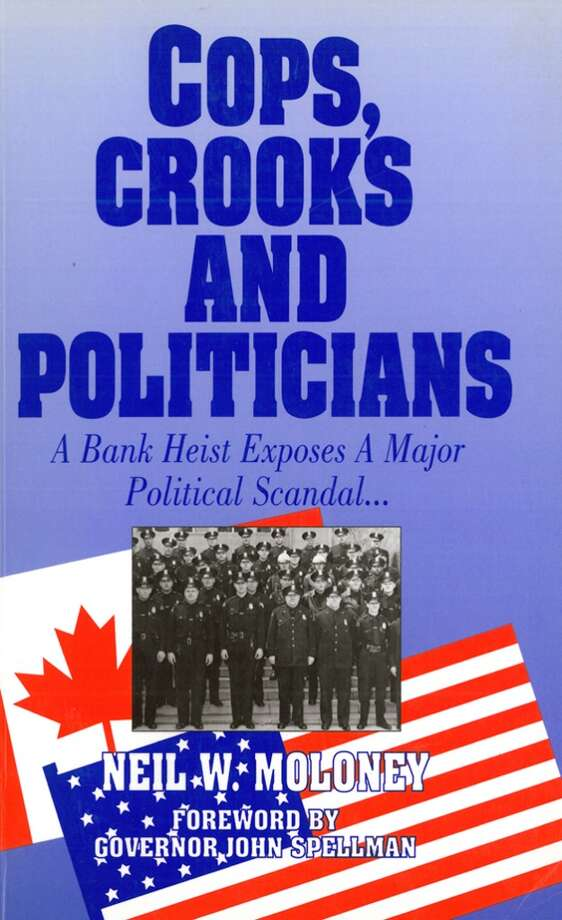 "The book ""Cops, Crooks and Politicians: A Bank Heist Exposes a Major Political Scandal,"" by Neil W. Moloney tells the most thurough account of the 1954 Greenwood robbery and the ensuing investigation. Moloney was a Seattle assistant police chief, led the Port of Seattle Police Department, was Chief of the Washington State Patrol and was Director of the Colorado Bureau of Investigations. The book was published in 1993."