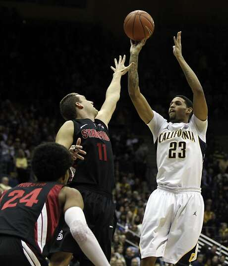 Cal's Allen Crabbe is expected by many to go in the last half of the first round of the draft. Photo: Lance Iversen, The Chronicle