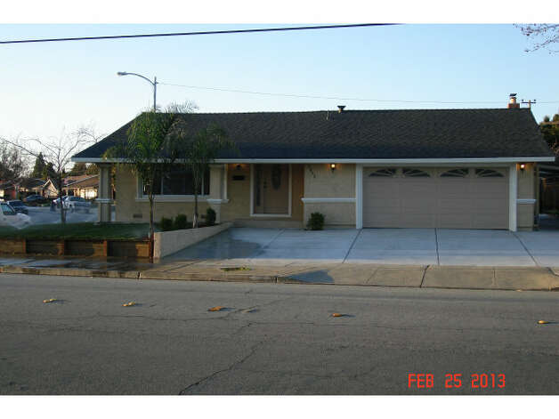 Home #2:  4875 Omar is listed for $699,950 and sits on a corner lot.