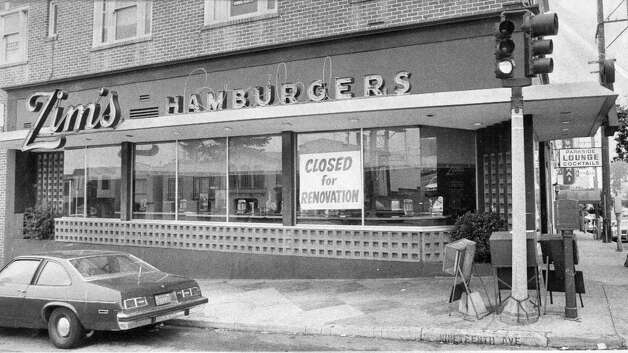 ZIM'S HAMBURGERS: This location at 19th and Taraval in San Francisco was closed for renovation, but in reality there was a prolonged strike. Lots of fond memories from readers -- Zim's was one of the most requested restaurants when we wrote a Lost Landmarks post. Pictured in 1978. Photo: Jerry Telfer, The Chronicle / ONLINE_YES