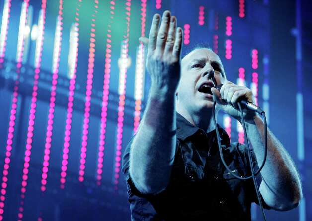 Bad Religion singer Greg Graffin. Getty Images Photo: Kevin Winter, Getty Images / 2007 Getty Images