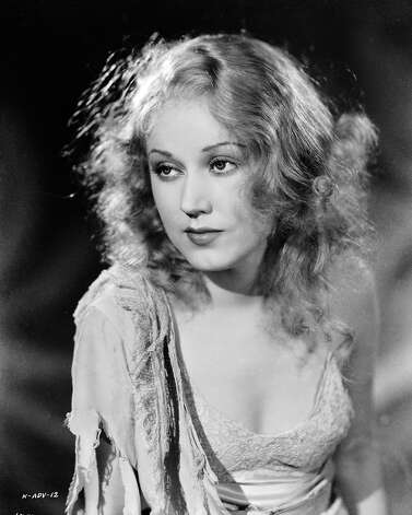 "Promotional still of Canadian film star, Fay Wray in a publicity shot for the film ""King Kong,"" in which she plays the object of the giant ape's affections. Photo: John Kobal Foundation, Getty Images / Moviepix"