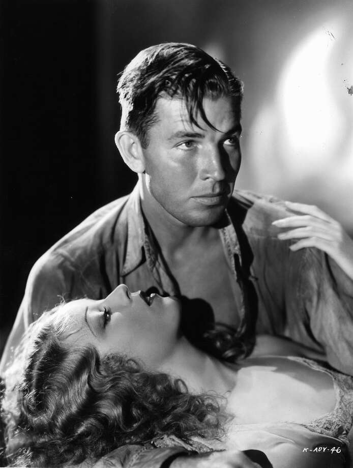 "Fay Wray in the arms of Bruce Cabot in a scene from the film ""King Kong."" Photo: Archive Photos, Getty Images / 2012 Getty Images"