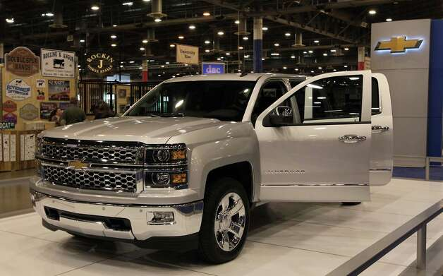 2. Chevrolet Pickup / © 2013  Houston Chronicle