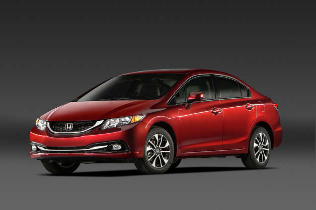 4. Honda Civic / Honda