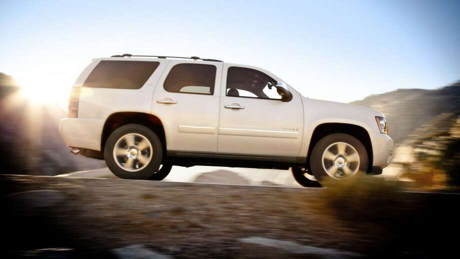 According to stolen vehicle recovery service LoJack, these 10 models were targeted by thieves the most last year:10. Chevrolet TahoeSource: LoJack