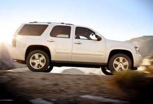 5. Chevrolet Tahoe