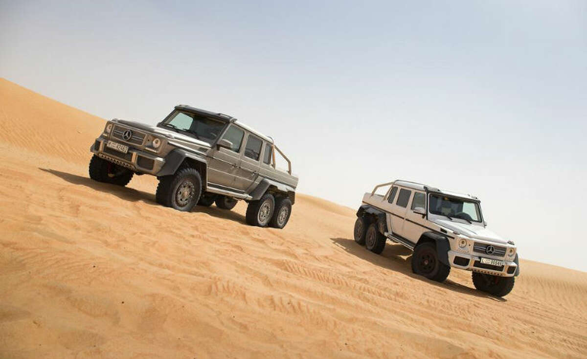 Texas Company Offers Exotic Option To Mercedes Suv