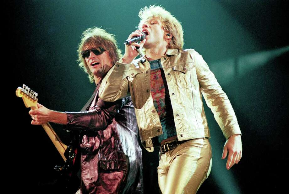 Bon Jovi in 2000. Photo: Peter Pakvis, Getty Images / Redferns