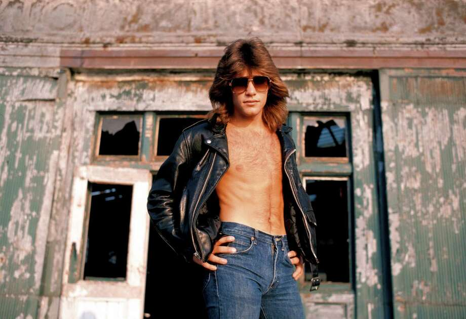 Jon Bon Jovi in 1982. Photo: Ebet Roberts, Getty Images / Redferns