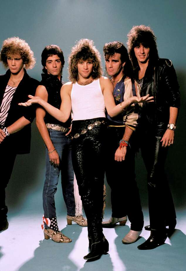 Bon Jovi in 1984. Photo: Ebet Roberts, Getty Images / Redferns