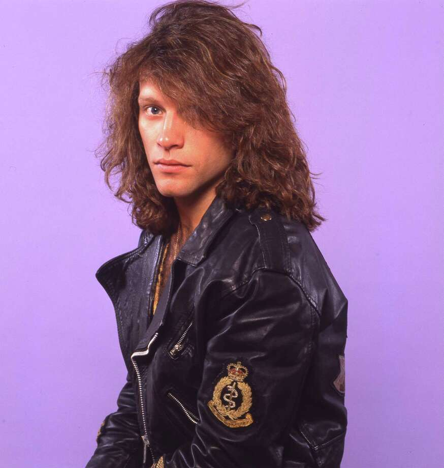 Jon Bon Jovi in 1987. Photo: Robert Knight Archive, Getty Images / Redferns