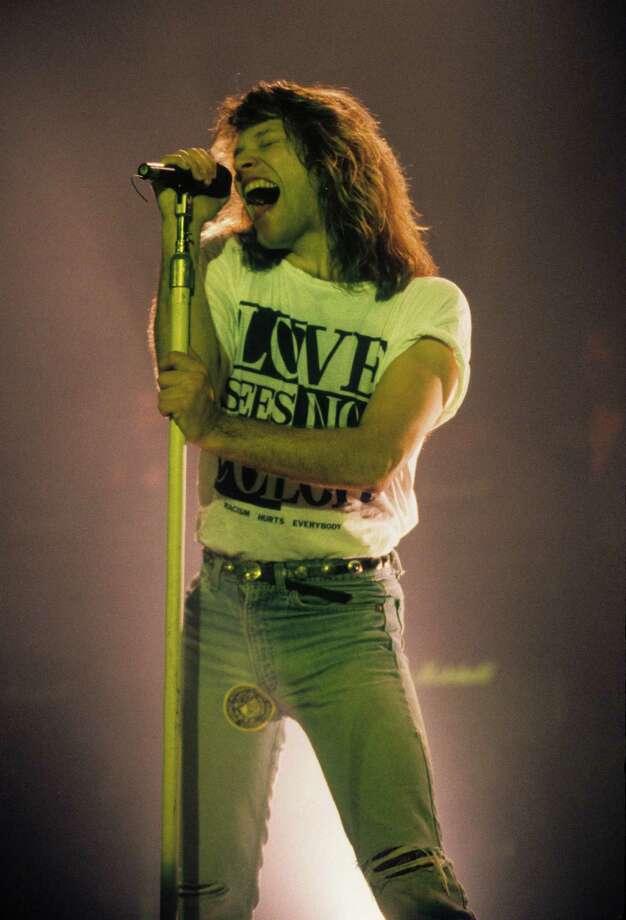Jon Bon Jovi in 1991. Photo: Ke.Mazur, Getty Images / WireImage
