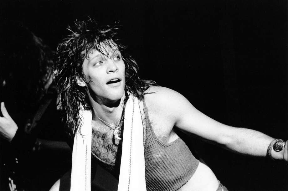 Jon Bon Jovi performs in 1985. Photo: Chris Walter, Getty Images / Chris Walter