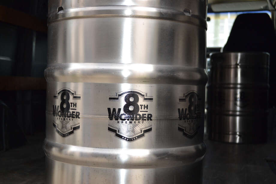 8th Wonder Brewing Co. is delivering its first beer today. The draft goes on sale at select bars Friday, March 8th.