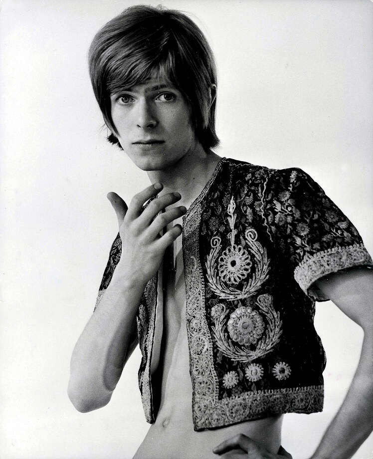 Singer and songwriter, David Bowie, circa 1970s. Photo: Popperfoto, Getty Images / Popperfoto
