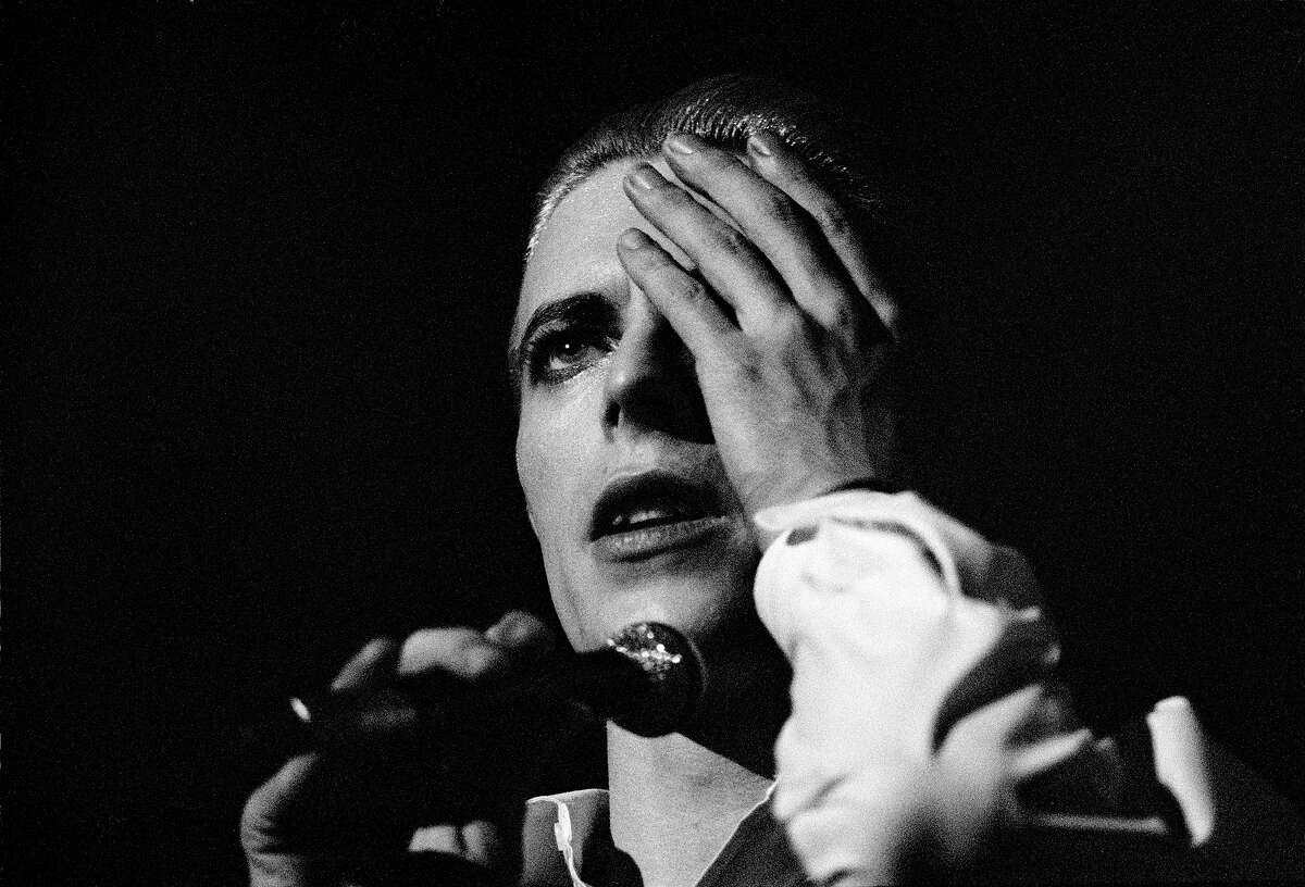 David Bowie, Copenhagen 1976.Bowie, the innovative and iconic singer whose illustrious career lasted five decades, died Monday, Jan. 11, 2016, after battling cancer for 18 months. He was 69. Check out many more photos of the shape-shifting singer through the years.