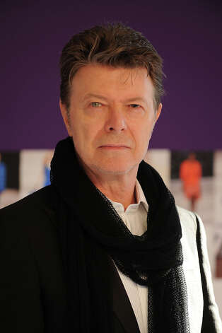 David Bowie attends the 2010 CFDA Fashion Awards at Alice Tully Hall at Lincoln Center in 2010 in New York City. Photo: Andrew H. Walker, Getty Images / 2010 Getty Images