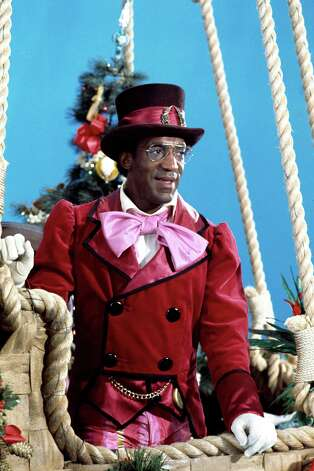 "Bill Cosby played the Wizard in ""Journey Back to Oz,"" a 1974 television version of the story. Photo: ABC   / ©American Broadcasting Companies, Inc. All rights reserved. For editorial use only. NO ARCHIVING. NO RESALE."