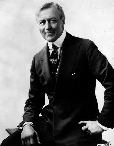 "Hobart Bosworth played the wizard in the 1910 movie ""The Wonderful Wizard of Oz."" Photo: Hulton Archive, Getty Images / Hulton Archive"