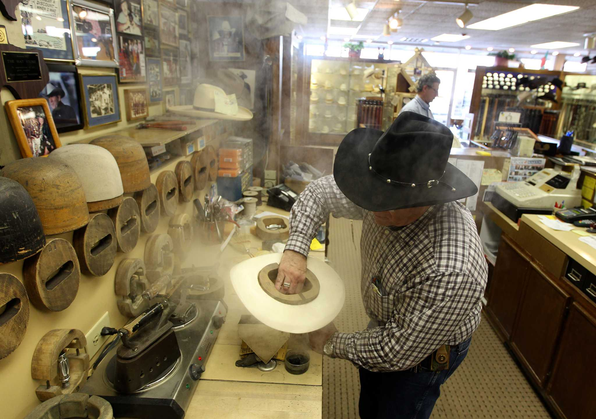 Need a cowboy hat  Ask Gary Cohen - HoustonChronicle.com 73186e92b24