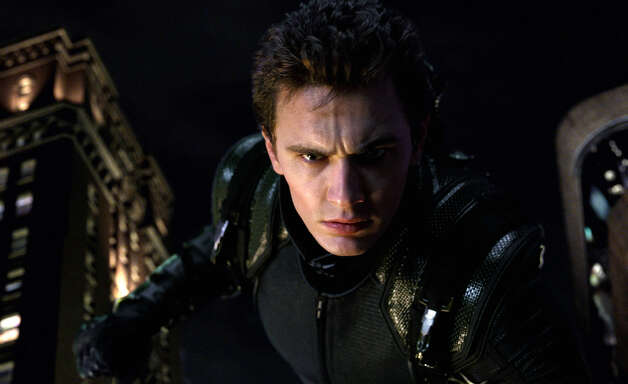 James Franco stars as Harry Osborn in Columbia Pictures' ''Spider-Man™ 3.'' 	Photo Credit: Courtesy Columbia Pictures Photo: Courtesy Columbia Pictures