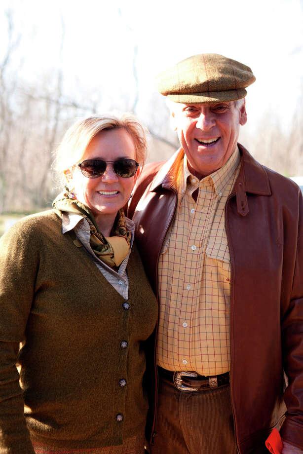 Debbie and John Daugherty / JennyAntill