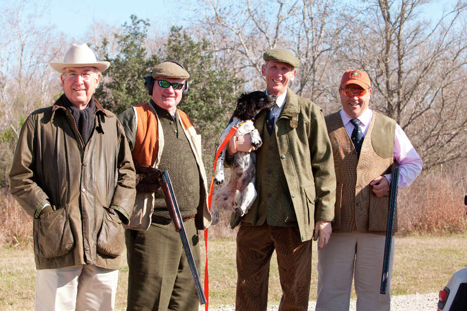 Charles Ofner, from left, Keith Mosing, John Poindexter and Annie Chris-Smith / JennyAntill