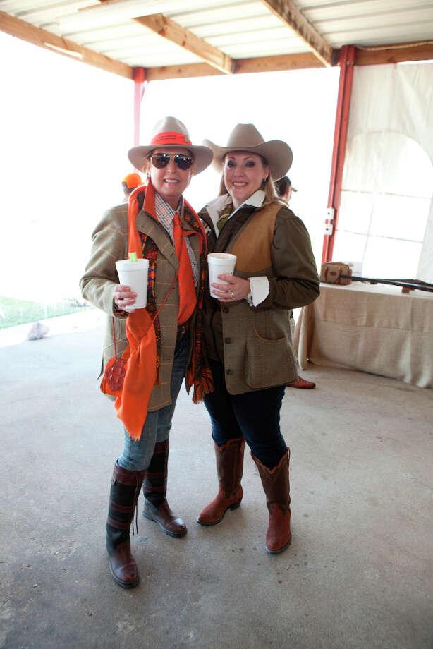 Gaye Kelsey, left, and Katherine Stacy / JennyAntill